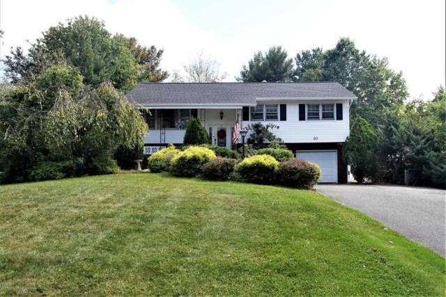 60 Old Queens Boulevard, Manalapan, NJ 07726 (MLS #21737924) :: The Dekanski Home Selling Team