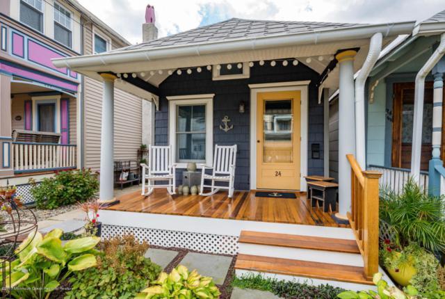 24 Heck Avenue, Ocean Grove, NJ 07756 (MLS #21738135) :: The Dekanski Home Selling Team