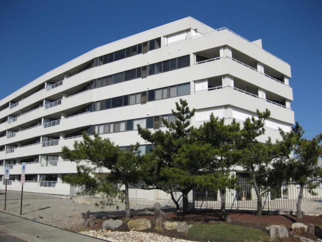 525 Ocean Boulevard #106, Long Branch, NJ 07740 (MLS #21738168) :: The Dekanski Home Selling Team