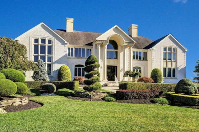 306 Bayview Drive, Morganville, NJ 07751 (MLS #21738176) :: The Dekanski Home Selling Team