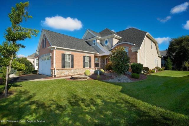 23 E Milan Boulevard, Farmingdale, NJ 07727 (MLS #21738283) :: The Dekanski Home Selling Team