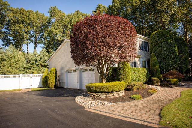 16 Hapenny Drive, Manalapan, NJ 07726 (MLS #21738309) :: The Dekanski Home Selling Team