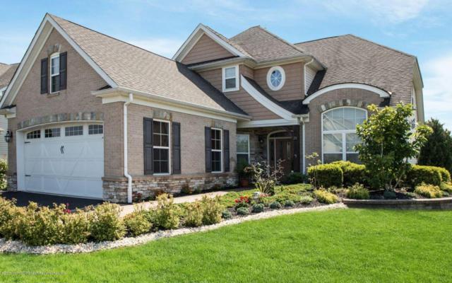 35 E Sagamore Drive, Farmingdale, NJ 07727 (MLS #21738364) :: The Dekanski Home Selling Team