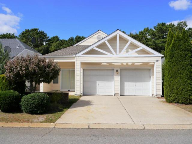 128 Longwood Drive, Manahawkin, NJ 08050 (MLS #21738489) :: The Dekanski Home Selling Team