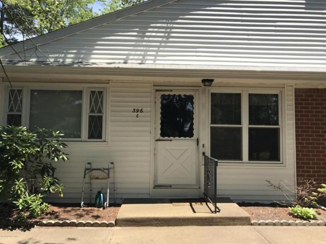 396 Fairway Lane C, Whiting, NJ 08759 (MLS #21738524) :: The Dekanski Home Selling Team