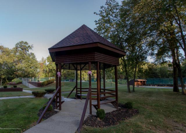 14 Pine Cluster Circle G, Manalapan, NJ 07726 (MLS #21738532) :: The Dekanski Home Selling Team