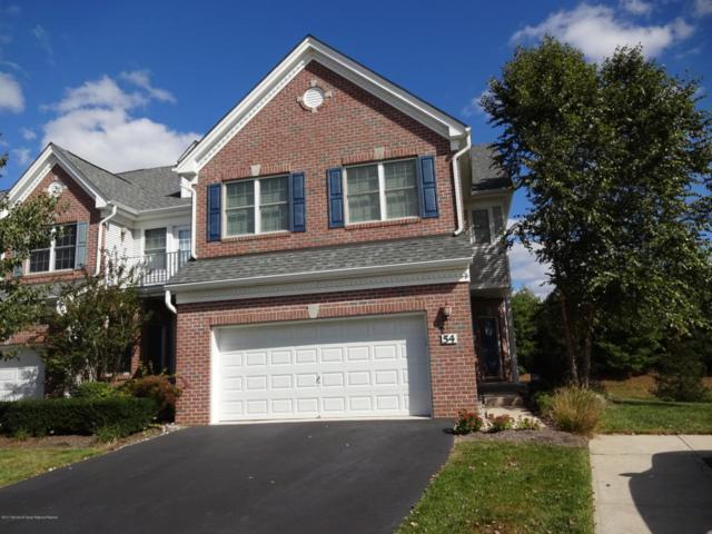 54 Demarest Drive, Manalapan, NJ 07726 (MLS #21738561) :: The Dekanski Home Selling Team