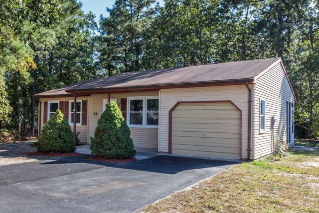 24 Chelsea Drive #70, Whiting, NJ 08759 (MLS #21738615) :: The Dekanski Home Selling Team