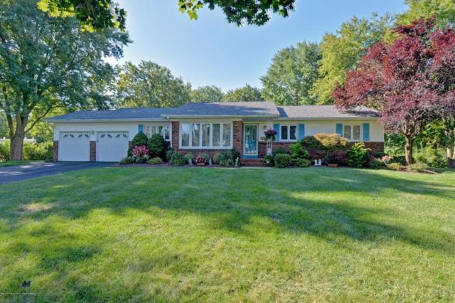 41 Kings Way, Freehold, NJ 07728 (MLS #21738660) :: The Dekanski Home Selling Team