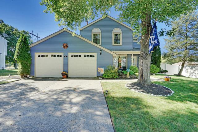 41 Concord Circle, Howell, NJ 07731 (MLS #21738729) :: The Dekanski Home Selling Team