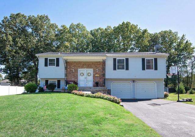 16 Dutch Valley Road, Howell, NJ 07731 (MLS #21738798) :: The Dekanski Home Selling Team