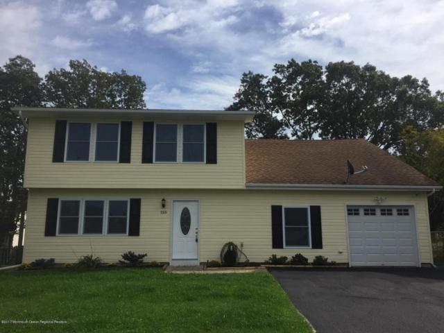 155 Schooner Avenue, Barnegat, NJ 08005 (MLS #21738802) :: The Dekanski Home Selling Team