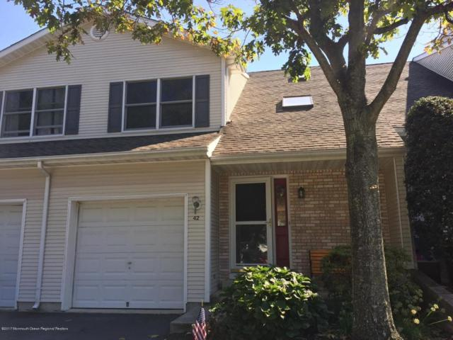 42 Maria Court #42, Holmdel, NJ 07733 (MLS #21738831) :: The Dekanski Home Selling Team