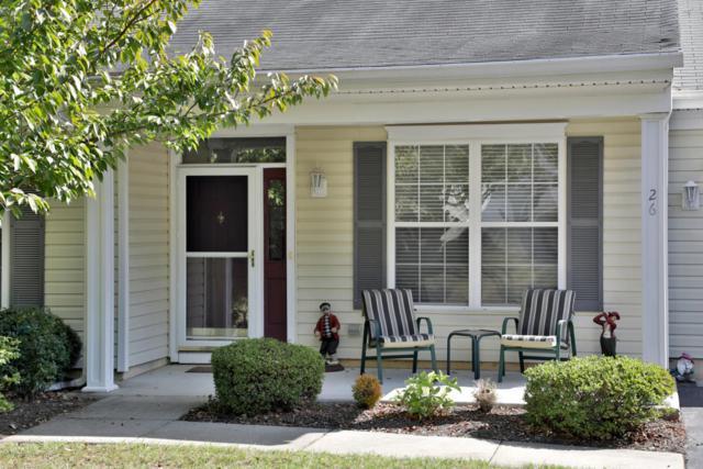 26 Autumntide Drive #1000, Lakewood, NJ 08701 (MLS #21738911) :: The Dekanski Home Selling Team