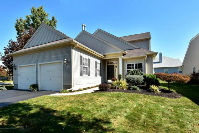 1 Clydesdale Court, Manalapan, NJ 07726 (MLS #21738926) :: The Dekanski Home Selling Team