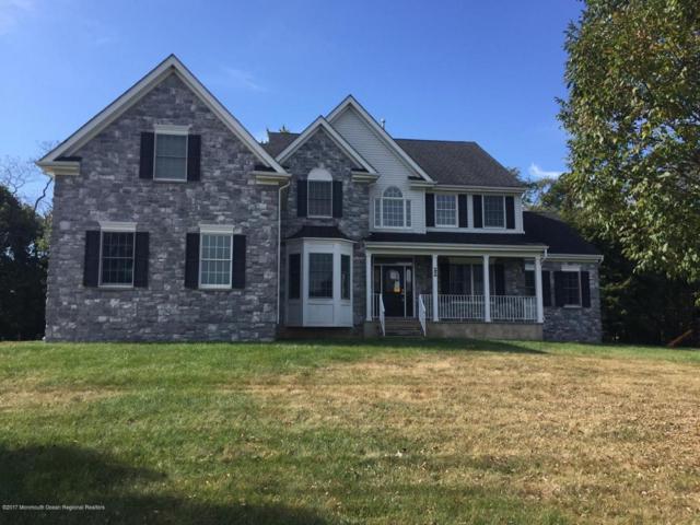22 Hanging Rock Road, Freehold, NJ 07728 (MLS #21738948) :: The Dekanski Home Selling Team