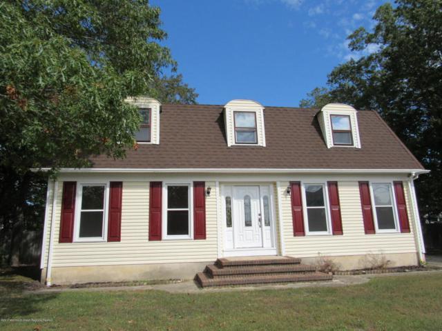 908 Elwood Street, Lacey, NJ 08734 (MLS #21738976) :: The Dekanski Home Selling Team