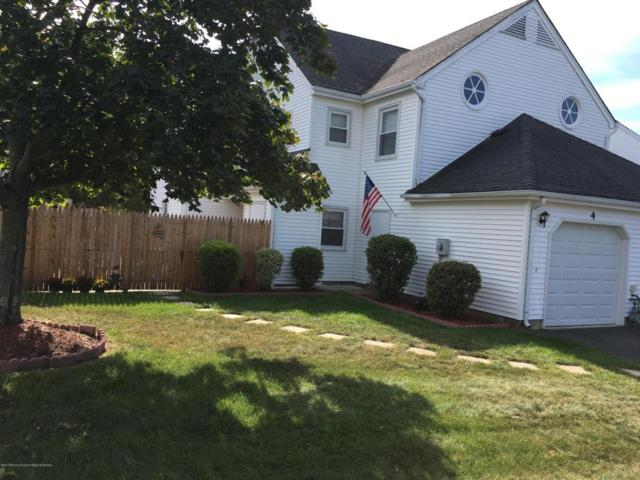 4 Lazarus Drive, Freehold, NJ 07728 (MLS #21739045) :: The Dekanski Home Selling Team
