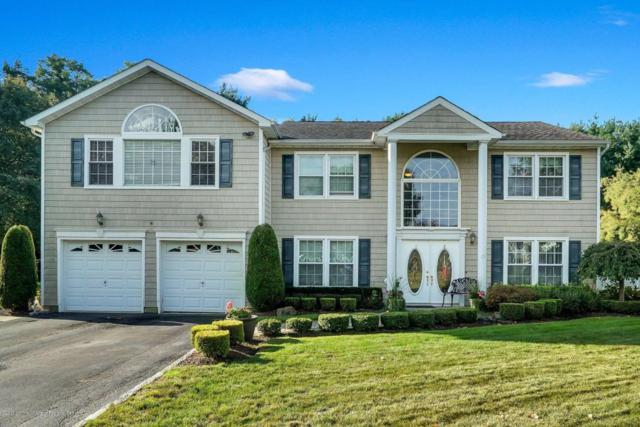 34 Bayberry Drive, Holmdel, NJ 07733 (MLS #21739056) :: The Dekanski Home Selling Team