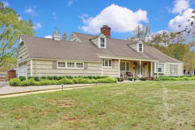 3 Williamsburg N, Colts Neck, NJ 07722 (MLS #21739200) :: The Dekanski Home Selling Team