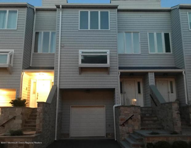 766 Ocean Avenue #3, Sea Bright, NJ 07760 (MLS #21739258) :: The Dekanski Home Selling Team