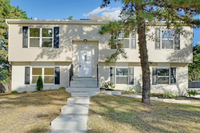 460 Hulse Avenue, Brick, NJ 08724 (MLS #21739415) :: The Dekanski Home Selling Team