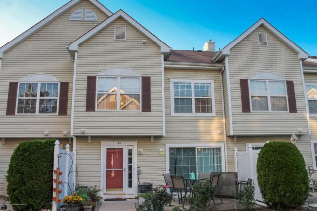 83 Shinnecock Hills Court #1000, Howell, NJ 07731 (MLS #21739425) :: The Dekanski Home Selling Team
