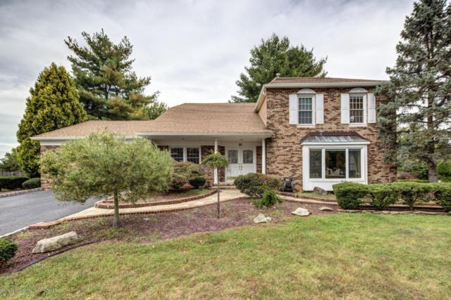 80 Homestead Circle, Marlboro, NJ 07746 (MLS #21739432) :: The Dekanski Home Selling Team