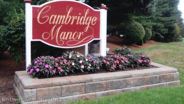 808 Buckingham Circle, Middletown, NJ 07748 (MLS #21739440) :: The Dekanski Home Selling Team