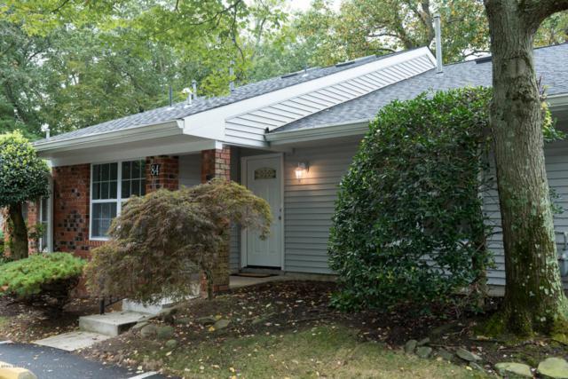 84 Privet Place, Red Bank, NJ 07701 (MLS #21739468) :: The Dekanski Home Selling Team