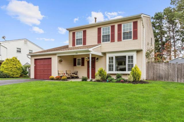 80 Starlight Road, Howell, NJ 07731 (MLS #21739470) :: The Dekanski Home Selling Team