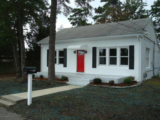 817 Blasius Avenue, Brick, NJ 08724 (MLS #21739509) :: The Dekanski Home Selling Team