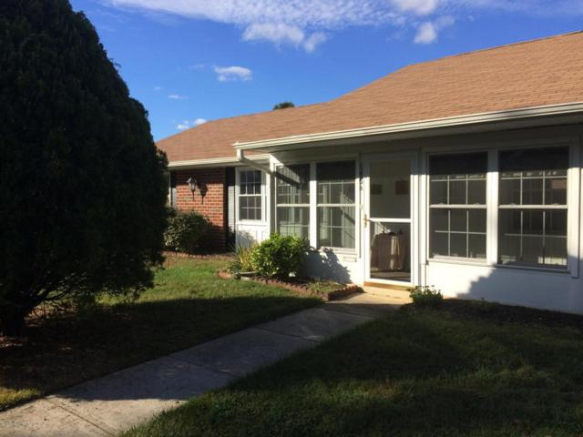 1205a Shetland Drive 100A, Lakewood, NJ 08701 (MLS #21739525) :: The Dekanski Home Selling Team