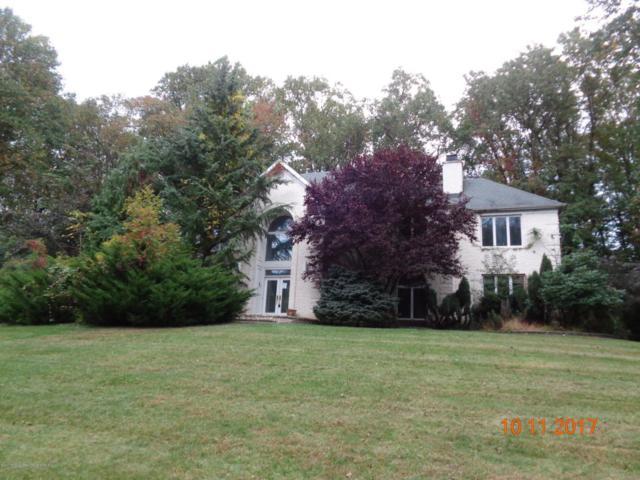 2 Beth Lane, Morganville, NJ 07751 (MLS #21739558) :: The Dekanski Home Selling Team