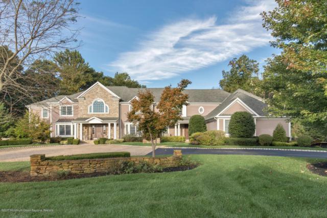 3 Michaels Way, Colts Neck, NJ 07722 (MLS #21739585) :: The Dekanski Home Selling Team