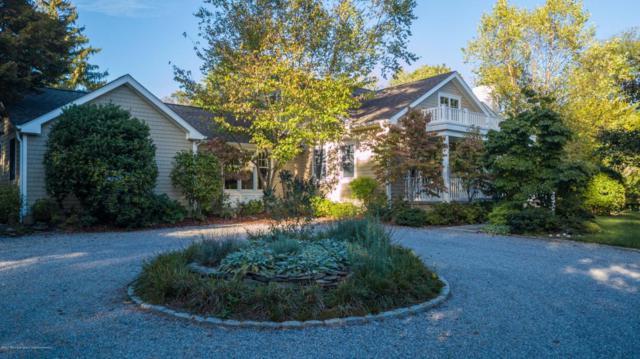 558 Ridge Road, Fair Haven, NJ 07704 (MLS #21739615) :: The Dekanski Home Selling Team