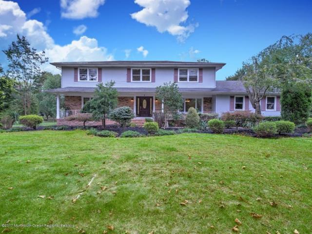 8 Arlington Drive, Marlboro, NJ 07746 (MLS #21739620) :: The Dekanski Home Selling Team
