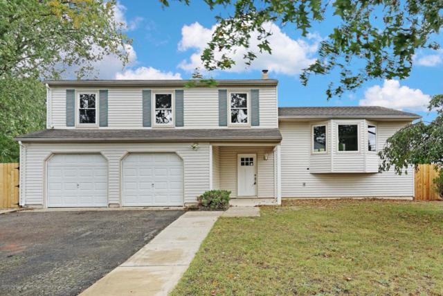 1306 Linda Drive, Toms River, NJ 08753 (MLS #21739621) :: The Dekanski Home Selling Team