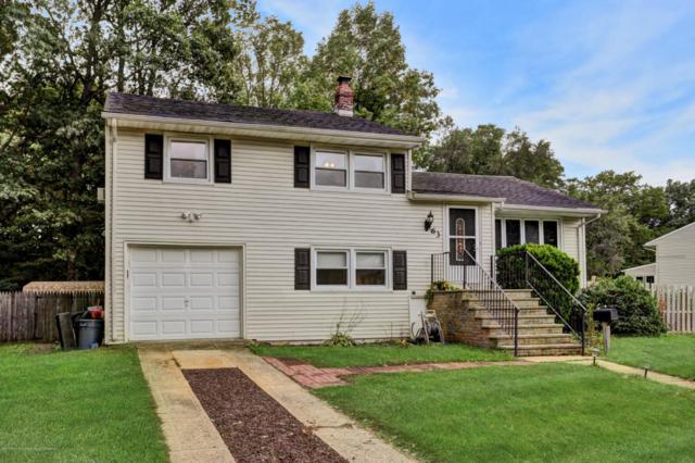 63 Lillian Place, Middletown, NJ 07748 (MLS #21739637) :: The Dekanski Home Selling Team