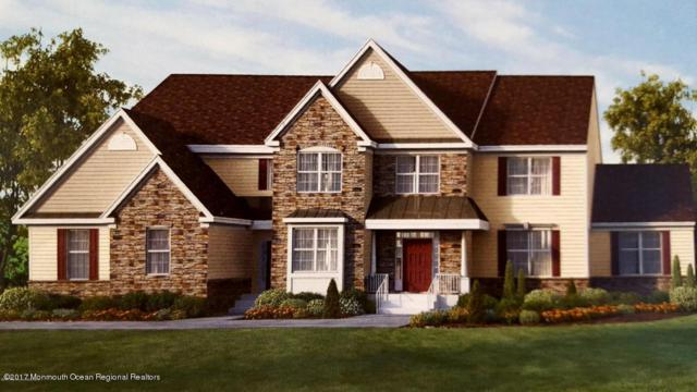 18 Mill Road, Manalapan, NJ 07726 (MLS #21739658) :: The Dekanski Home Selling Team