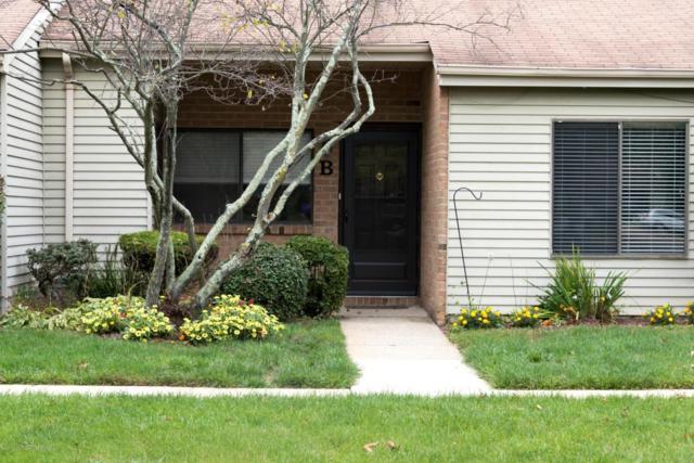 219 Medford Court B, Manalapan, NJ 07726 (MLS #21739669) :: The Dekanski Home Selling Team