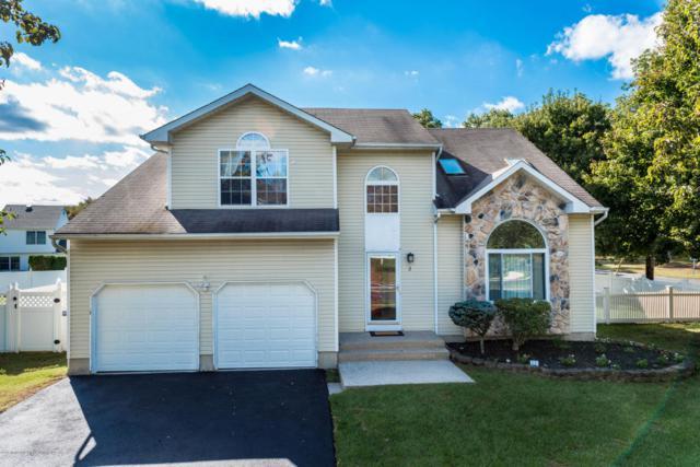 2 Sherrybrooke Drive, Howell, NJ 07731 (MLS #21739689) :: The Dekanski Home Selling Team