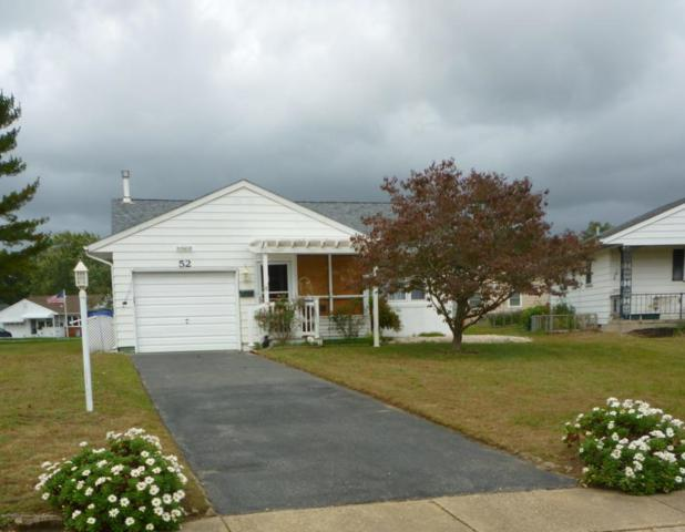 52 Coral Bell Holw Hollow, Toms River, NJ 08755 (MLS #21739719) :: The Dekanski Home Selling Team