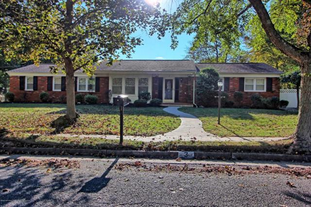3 Bryant Drive, Morganville, NJ 07751 (MLS #21739721) :: The Dekanski Home Selling Team