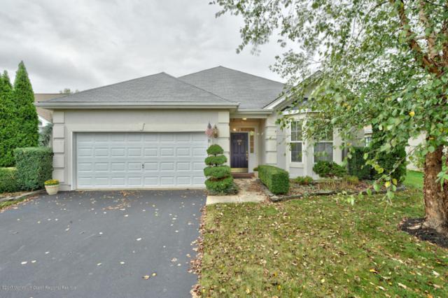 109 Minuteman Circle, Allentown, NJ 08501 (MLS #21739722) :: The Dekanski Home Selling Team