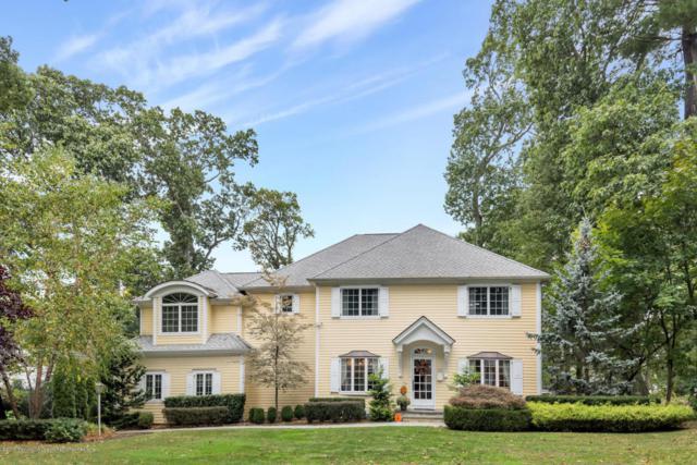 103 Linden Drive, Fair Haven, NJ 07704 (MLS #21739756) :: The Dekanski Home Selling Team