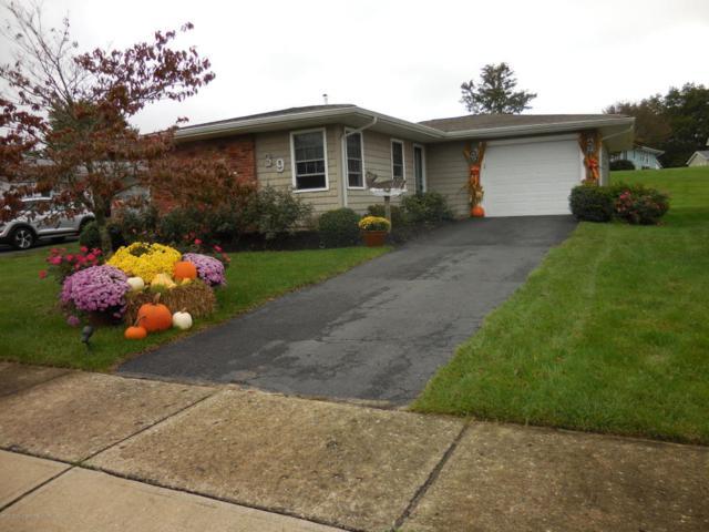 39 Whitman Street, Brick, NJ 08724 (MLS #21739765) :: The Dekanski Home Selling Team