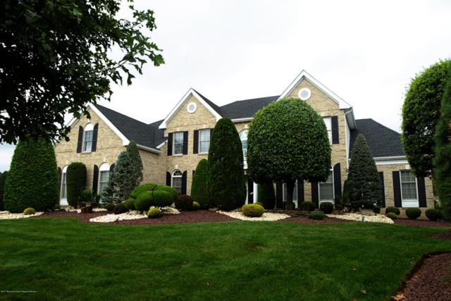 1 Country View Drive, Freehold, NJ 07728 (MLS #21739845) :: The Dekanski Home Selling Team