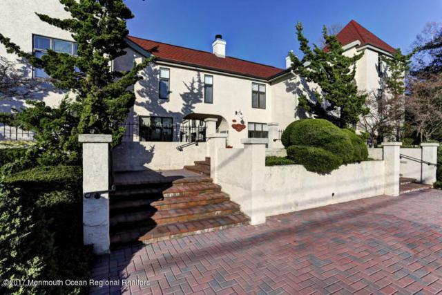 55 Prospect Avenue #7, Red Bank, NJ 07701 (MLS #21739870) :: The Dekanski Home Selling Team