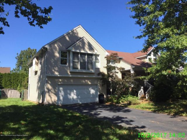 16 Castle Drive, Freehold, NJ 07728 (MLS #21739931) :: The Dekanski Home Selling Team